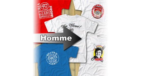 Tee-Shirts Homme